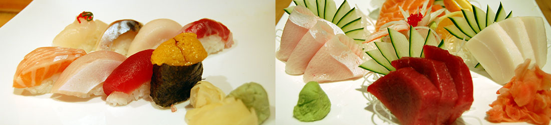 Suchi Combos / Platters - Vic Sushi Bar